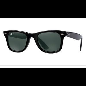 Other - Raybans used mint condition